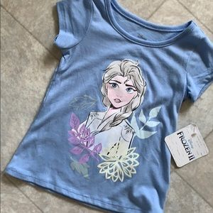 Disney Frozen II Girl Top 2T❄️👚